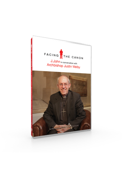 Facing the Canon: Archbishop Justin Welby