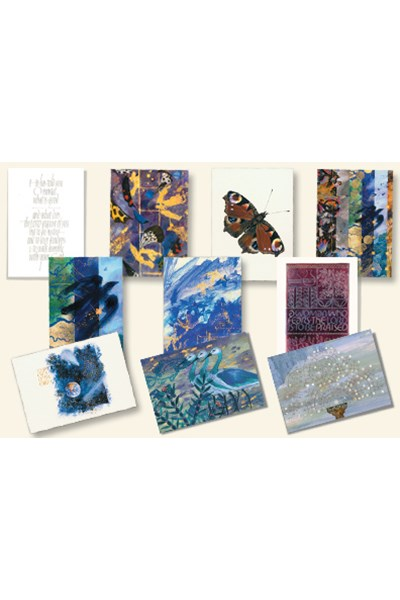 Saint John's Bible Notecards: Popular Images