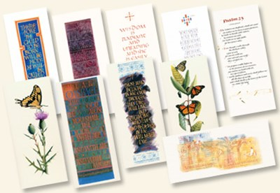 Saint John's Bible Notecards: Tall Cards