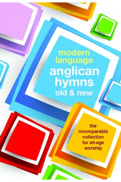 Modern Language Hymns Old & New: Large Print Words