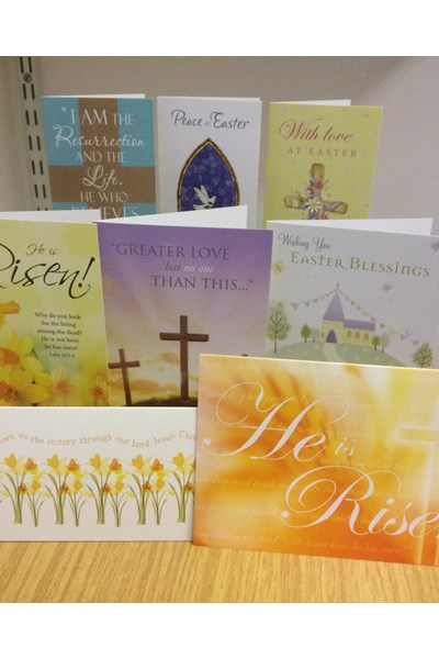 Easter Cards: Compassion UK