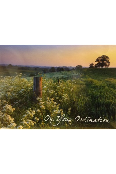 Ordination Card: Countryside