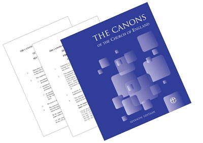 Canons of the Church of England 7th Edition: Full edition with First and Second Supplements