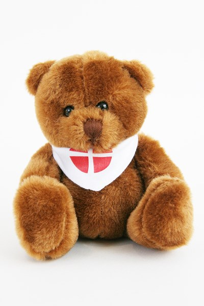 Teddy Bear (Dark Brown)