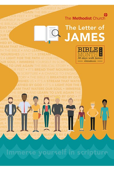 Bible Month: 30 Days with James