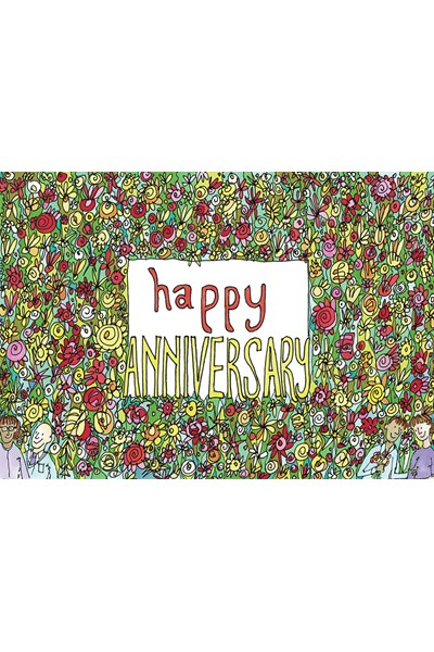 Anniversary Note Cards