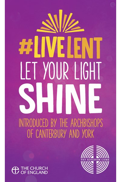 Live Lent: Let Your Light Shine (single copy)