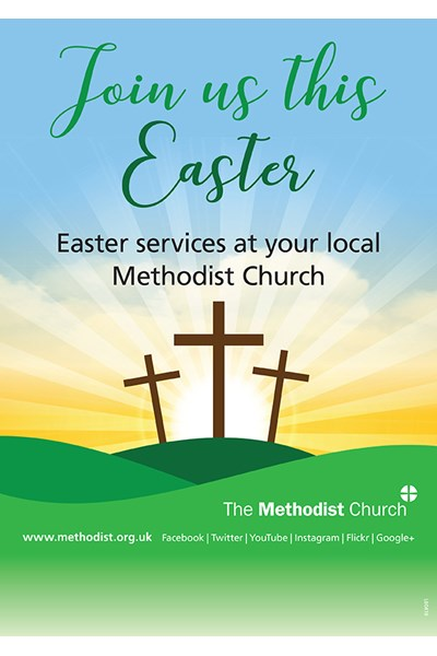Join us this Easter - A4