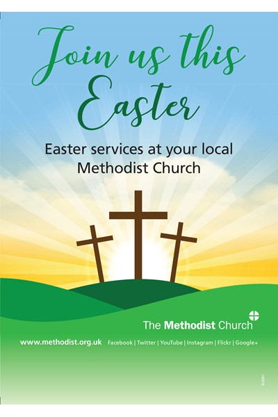 Join us this Easter - A5