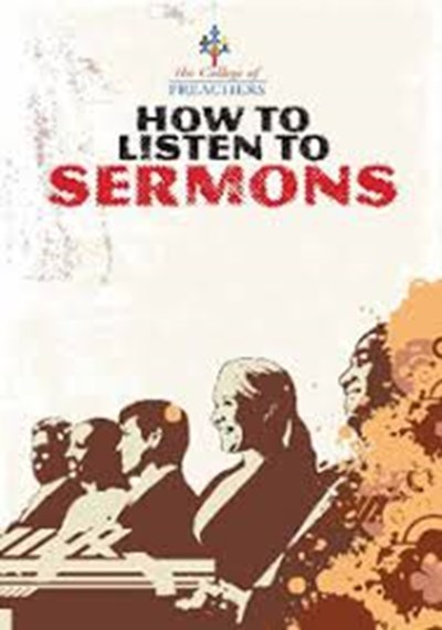 How to Listen to Sermons