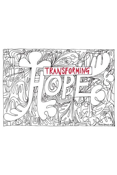 Transforming Hope Postcards - pack of 8