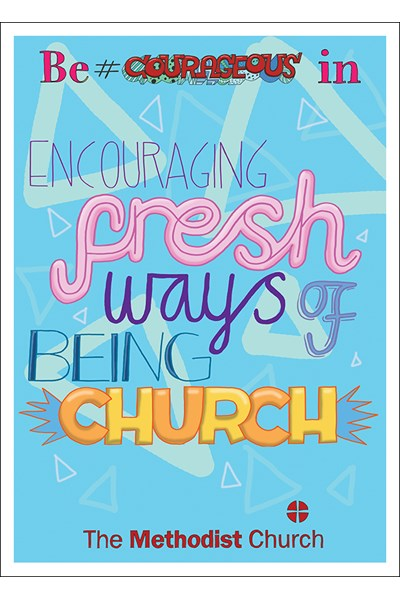 Our Priorities Poster: Fresh ways of being Church