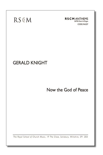 Knight: Now the God of peace