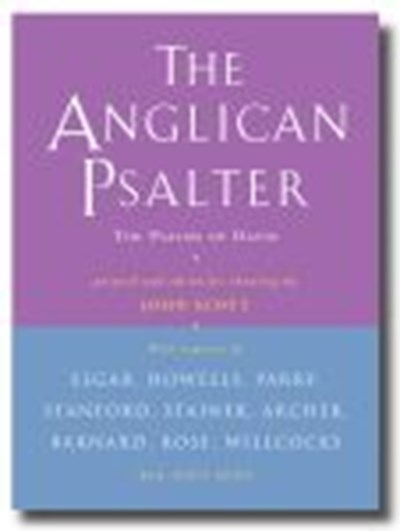 The Anglican Psalter (D0239) - Print to Order - 7-10 days