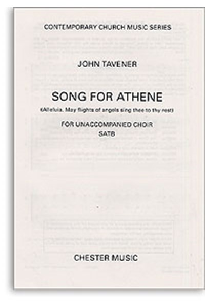Tavener: Song for Athene