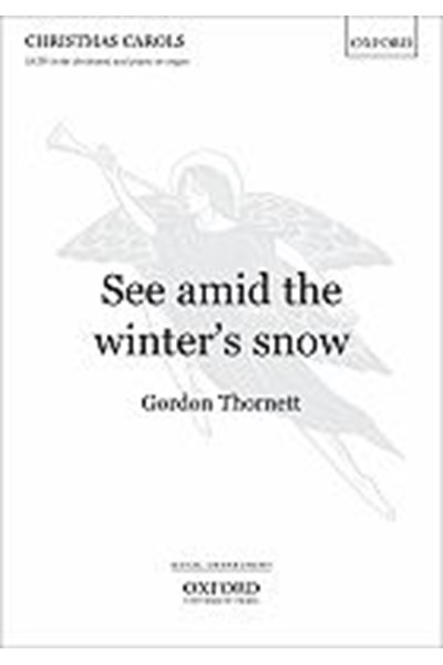 Thornett: See amid the winter's snow