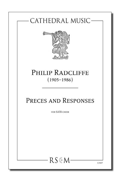 Radcliffe: Preces and Responses