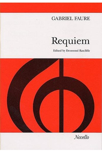 Faure: Requiem Vocal score (ed. Ratcliffe)