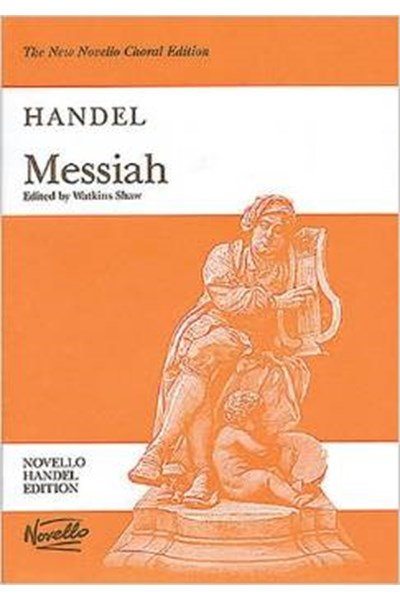 Handel: Messiah (ed. Shaw) Vocal score