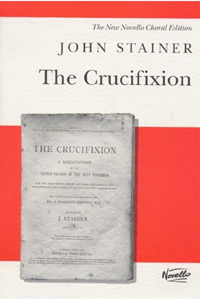 Stainer: The Crucifixion (Vocal score)