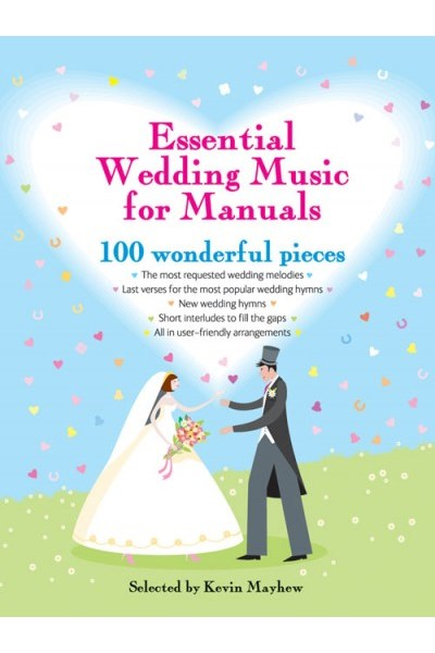 Essential Wedding Music for Manuals