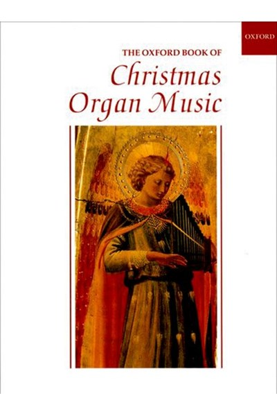 The Oxford Book of Christmas Organ Music (with pedals)