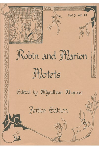 Robin and Marion motets 3 (Wyndham Thomas) AE29