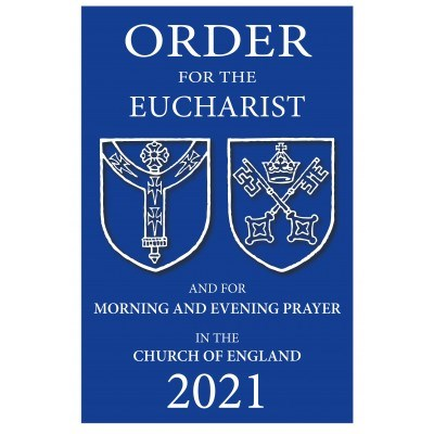 Order for the Eucharist 2021