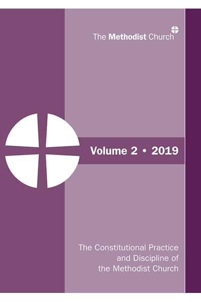 Constitutional Practice and Discipline 2019