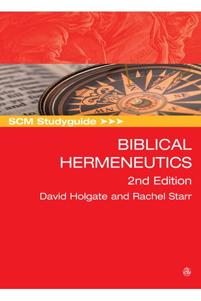 SCM Studyguide: Biblical Hermeneutics, 2nd edition