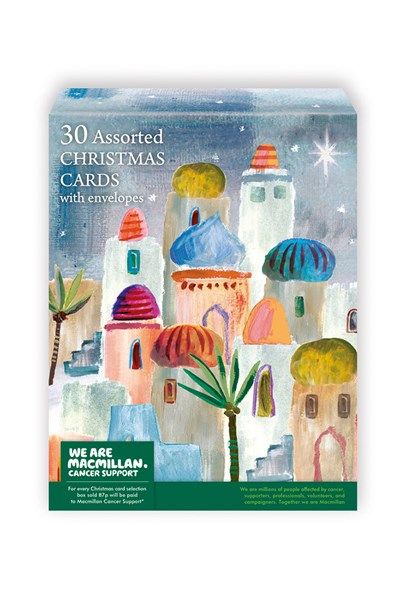 Macmillan - 30 Assorted Christmas Cards