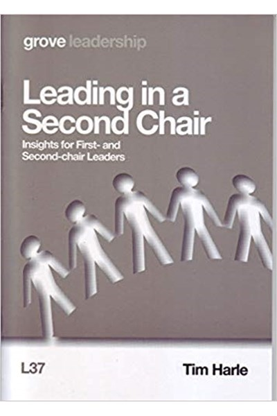 Leading in a Second Chair - L37