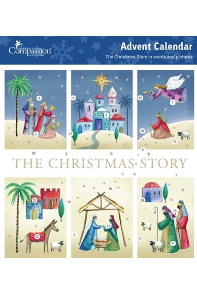 Christmas Story- Advent Calendar