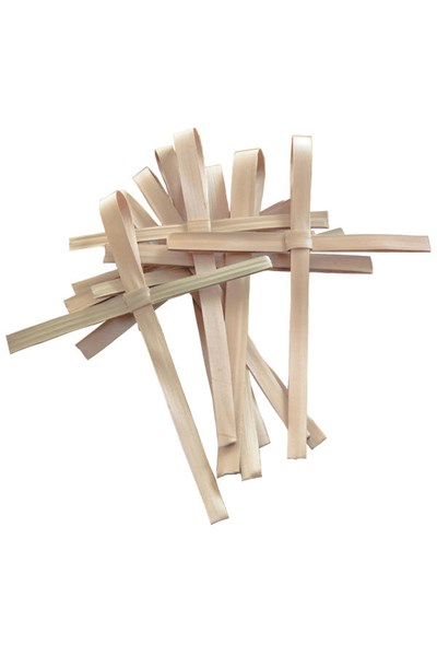 African Palm Crosses (pack of 50)