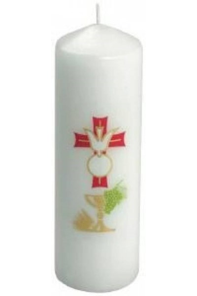 Confirmation/First Communion Candle (5¾