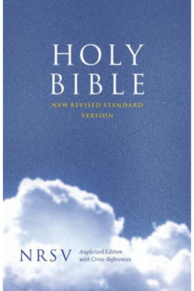 NRSV Bible: Cross-Reference Edition
