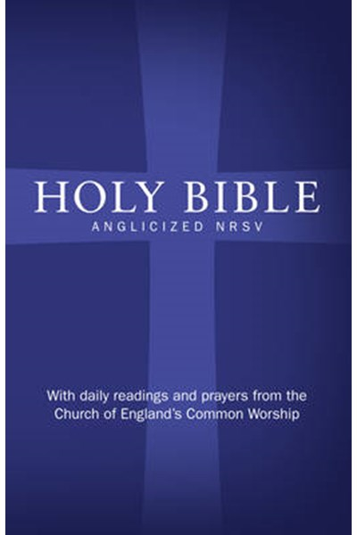 NRSV Bible with Daily Readings and Prayers from Common Worship