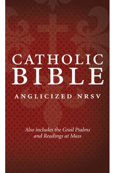 Catholic NRSV Bible