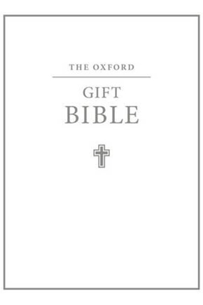 Oxford Gift Bible