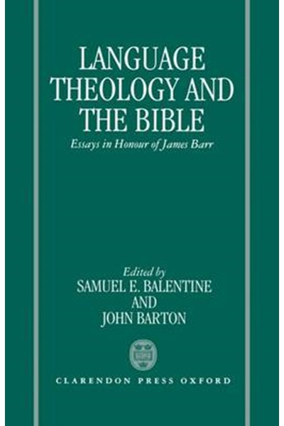 Language, Theology, and the Bible