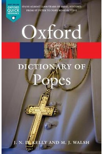 Dictionary of Popes