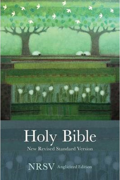 Holy Bible New Standard Revised Version