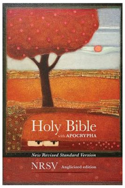 Holy Bible: NRSV Anglicized Edition with Apocrypha