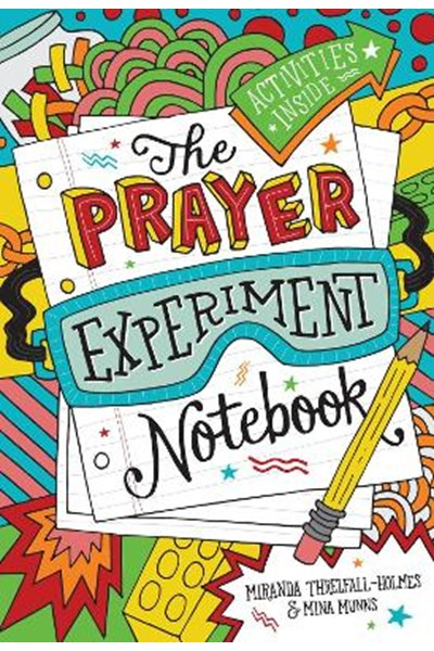 Prayer Experiment Notebook