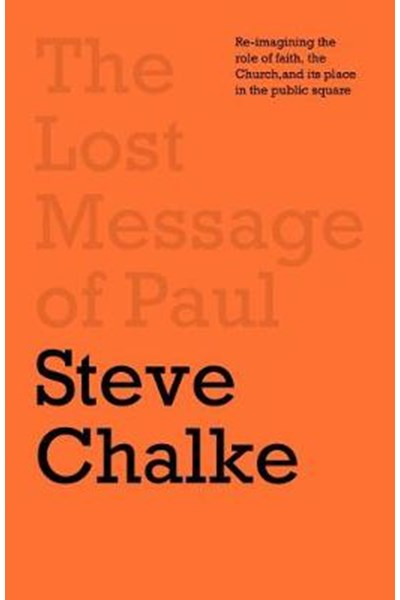 Lost Message of Paul