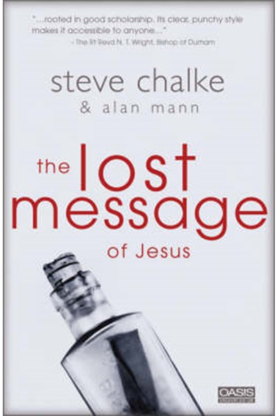 Lost Message of Jesus