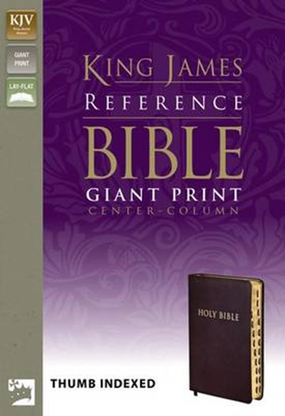 King James Center-column Reference Bible