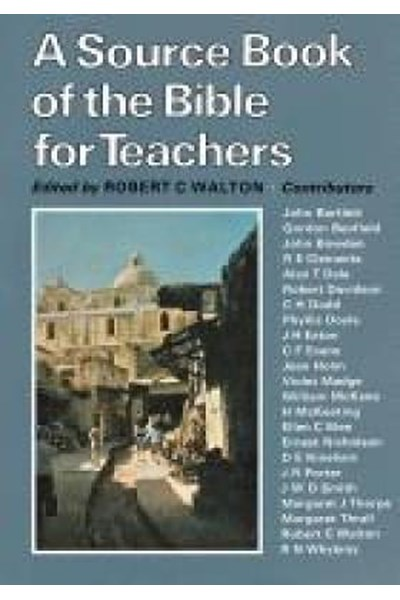 Sourcebook of the Bible for Teachers