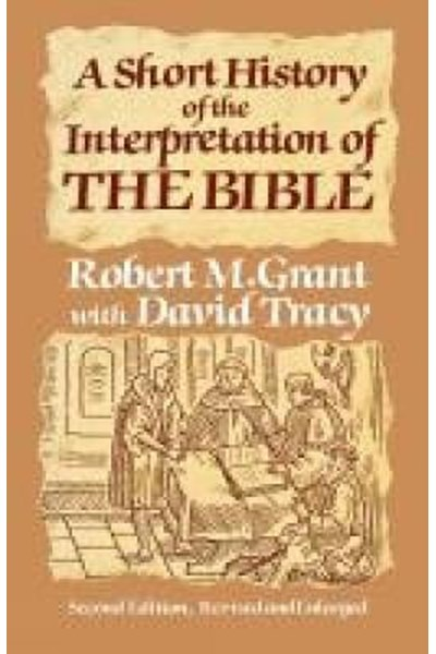 Short History of the Interpretation of the Bible