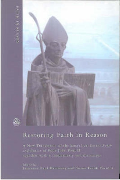 Restoring Faith in Reason